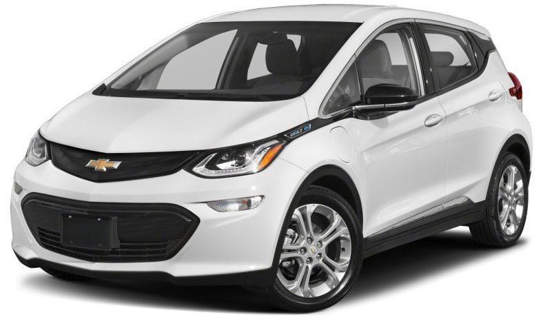 2020 Chevrolet Bolt EV Feature Image