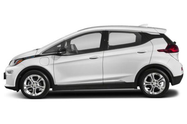 2020 Chevrolet Bolt EV side view