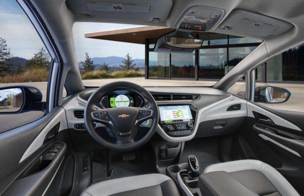2020-Chevrolet-Bolt_EV Front Cabin full interior