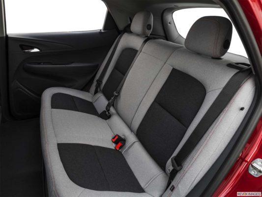 2020-Chevrolet-Bolt_EV Rear Seats