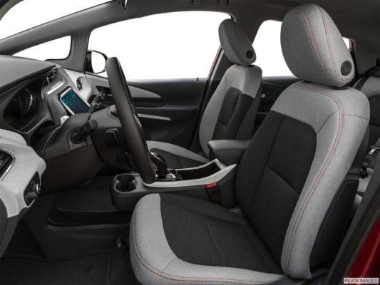 2020-Chevrolet-Bolt_EV front Seats