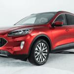 Info Ford Escape Titanium 2020