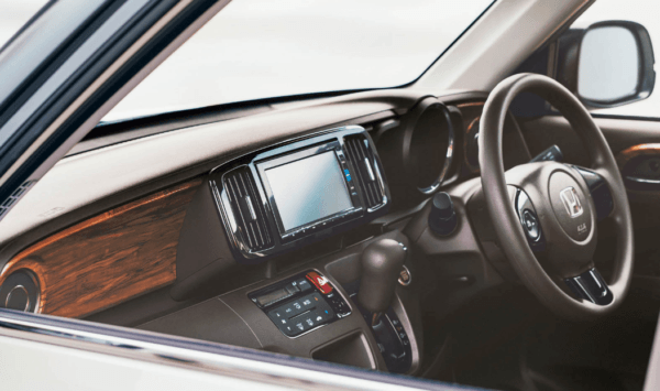 2020 Honda N-one Premium Front cabin View