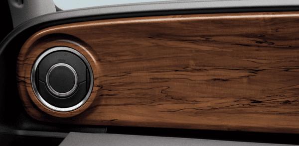 2020 Honda N-one Premium interior quality