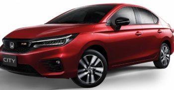 2020 Honda city 5th generation feature image1