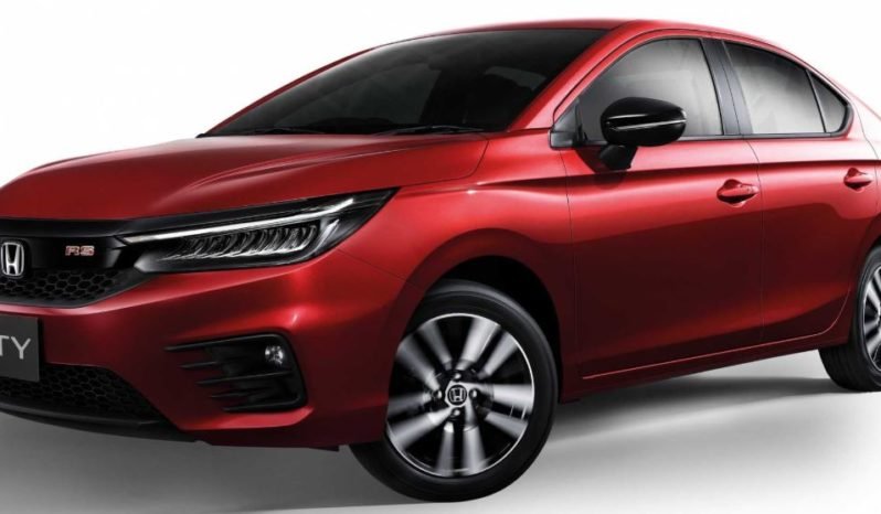 2020 Honda city 7th generation feature image1