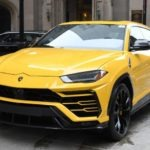 Info Lamborghini URUS AWD 2020