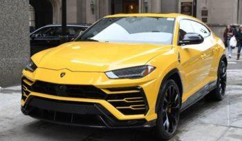 2020 Lamborghini Urus Feature Image
