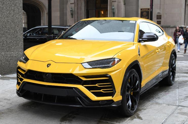 2020 Lamborghini Urus Price Overview Review Photos