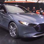 Info Mazda 3 Hatchback Premium 2020