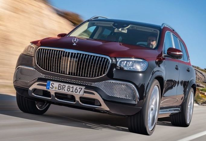 2020 Mercedes Benz maybach GLS 600 feature image