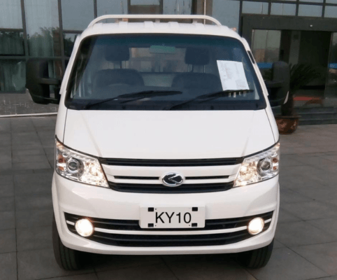 2020 Mushtaq KY10 front view