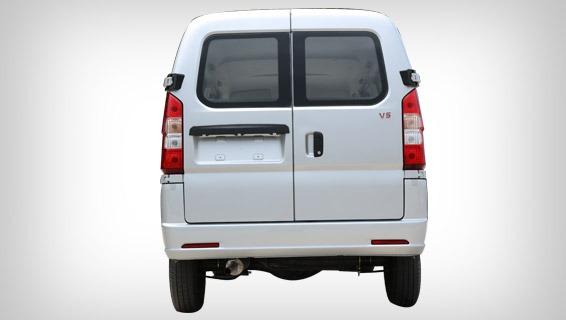 2020 Mushtaq V5 rear view