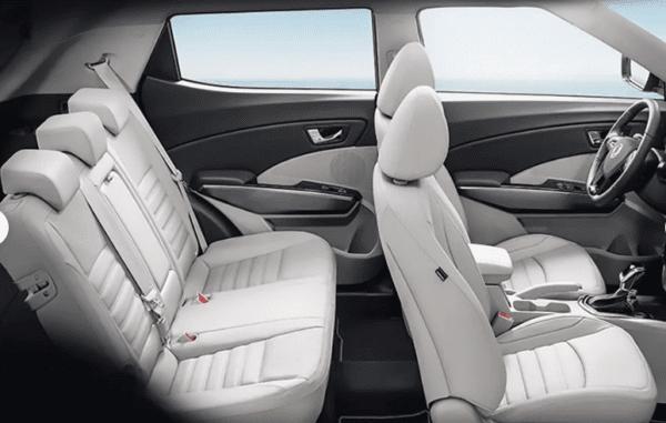 2020 SsangYong Tivoli full interior view & back seats