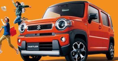2020 Suzuki Hustler feature image