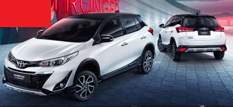 2020 Toyota Yaris Cross feature image
