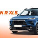 XL5 Premium version of Suzuki Wagon R is setting to Launch in India