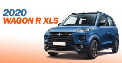 2020 Wagon R XL5 by Suzuki