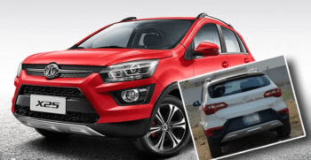 Sazgar BAIC X25 Crossover will soon be the part of Pakistan