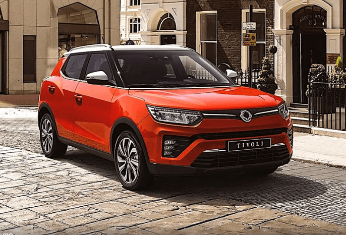 SsangYong Tivoli 2020 feature image