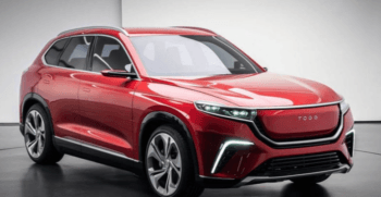 TOGG All Electric SUV feature image