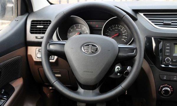 2020 Faw Sirius S80 steering & speedo Meter