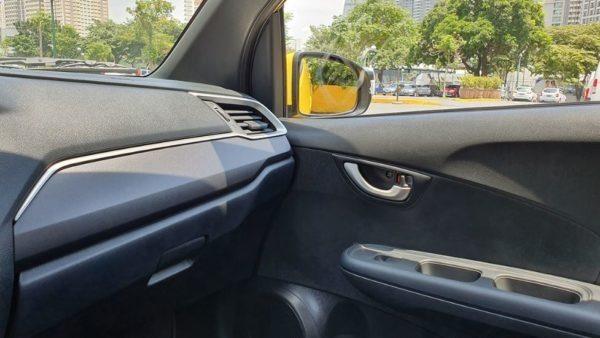 2020 Honda Brio Dashboard & Door Inside View