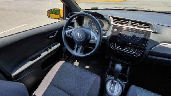 2020 Honda Brio beautiful infotainment view
