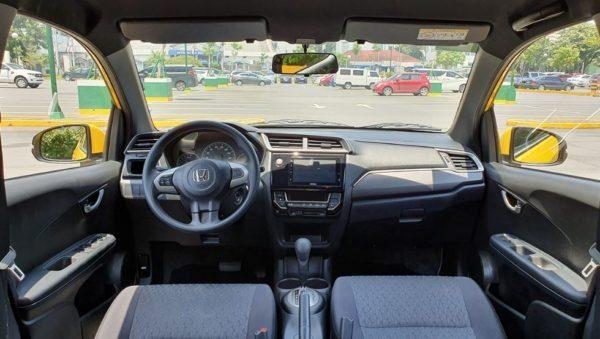 2020 Honda Brio front cabin full interior