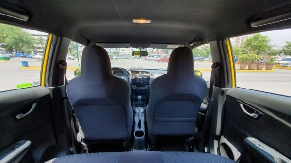 2020 Honda Brio interior space view