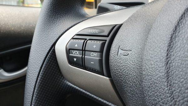 2020 Honda Brio steering buttons