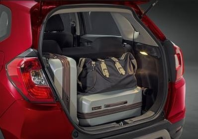 2020 Honda WRV Luggage View