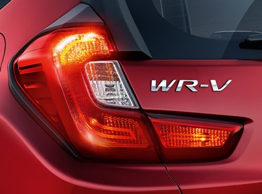2020 Honda WRV Tail Lights