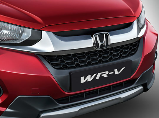 2020 Honda WRV front view