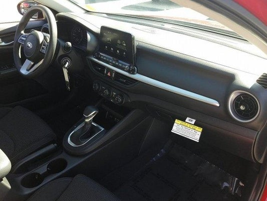2020 Kia Forte front cabin full interior