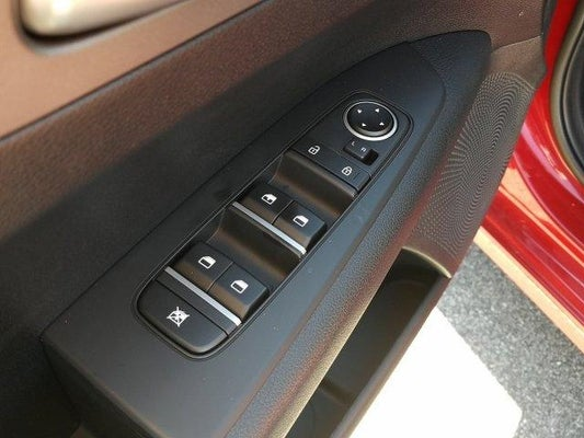 2020 Kia Forte inside door controls view