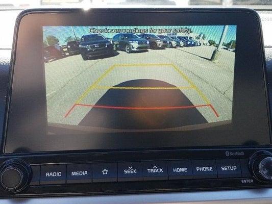 2020 Kia Forte rear view camera