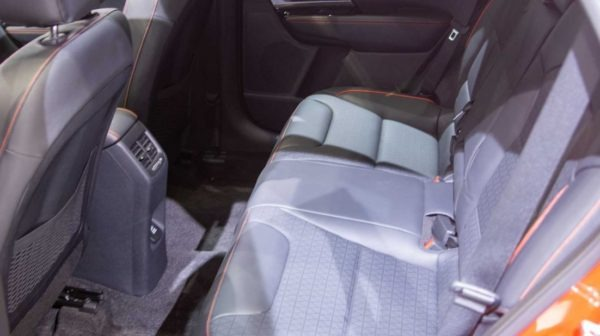 2020 Kia Niro Rear Seats