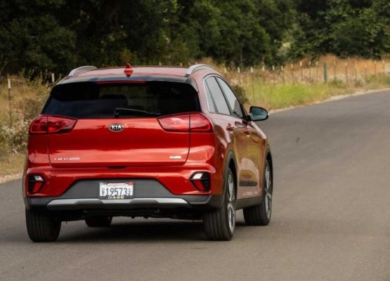 2020 Kia Niro Rear View