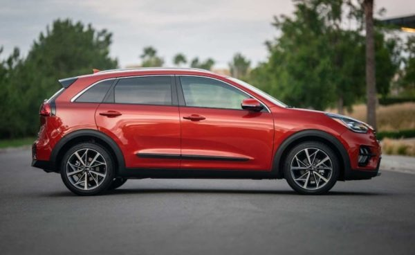 2020 Kia Niro Side View