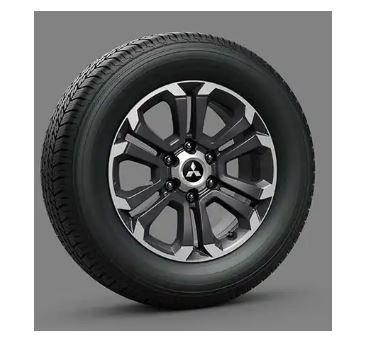2020 Mitsubishi L200 Barbarian X 18 inch alloy wheels