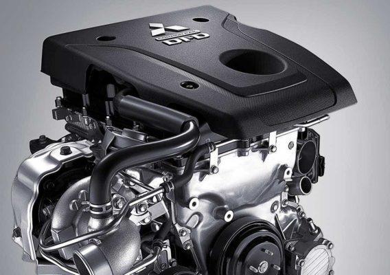 2020 Mitsubishi L200 engine