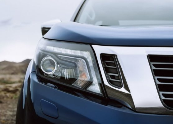 2020 Nissan Navara Headlights