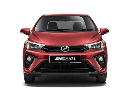 2020 Perodua Bezza Front View