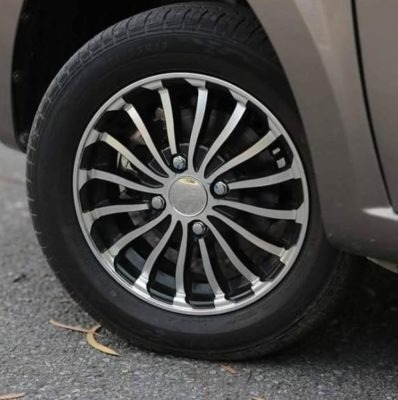 2020 Prince Pearl alloy wheels