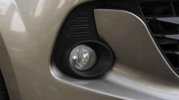 2020 Prince Pearl fog lamps