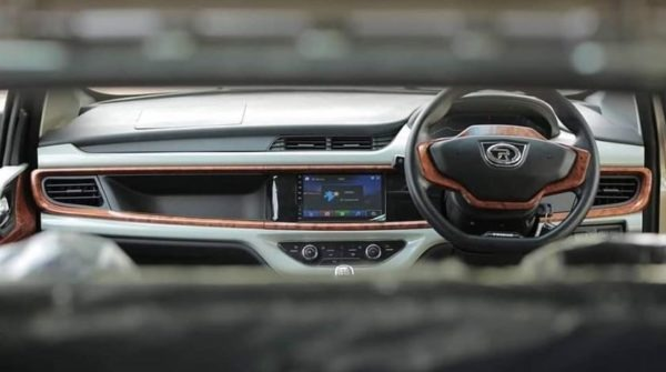 2020 Prince Pearl front cabin view