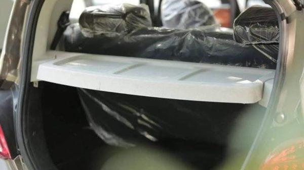 2020 Prince Pearl luggage separator