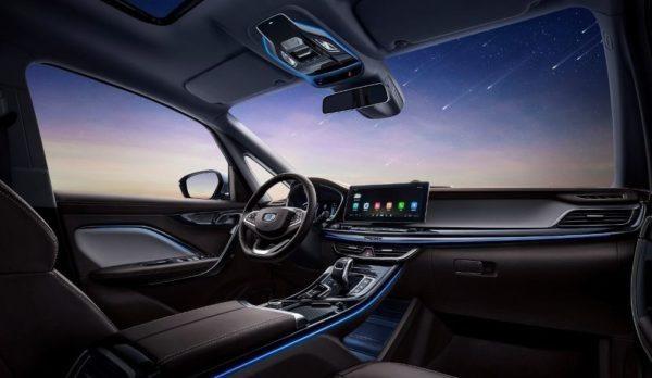 2020 Proton Exora front cabin full interior