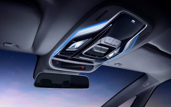 2020 Proton Exora rear view mirror and lights